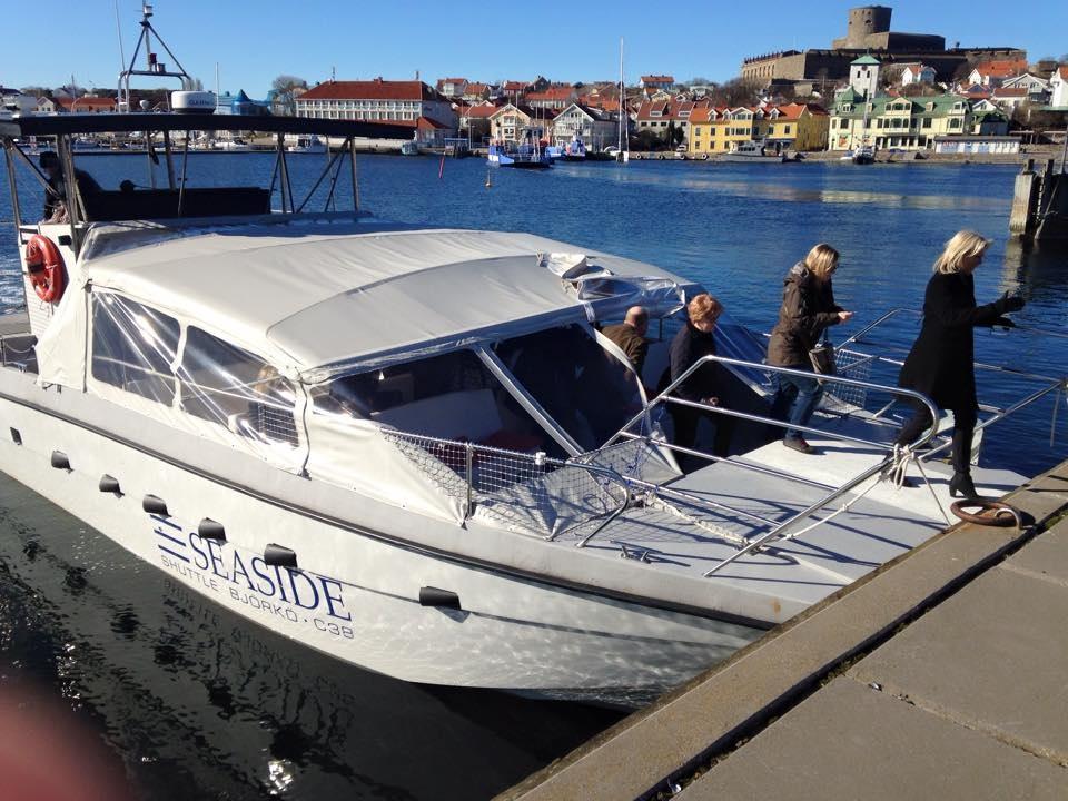 Seaside Shuttle i turismsamarbete